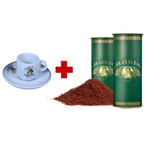Ceramic Cup +2 Roasted...